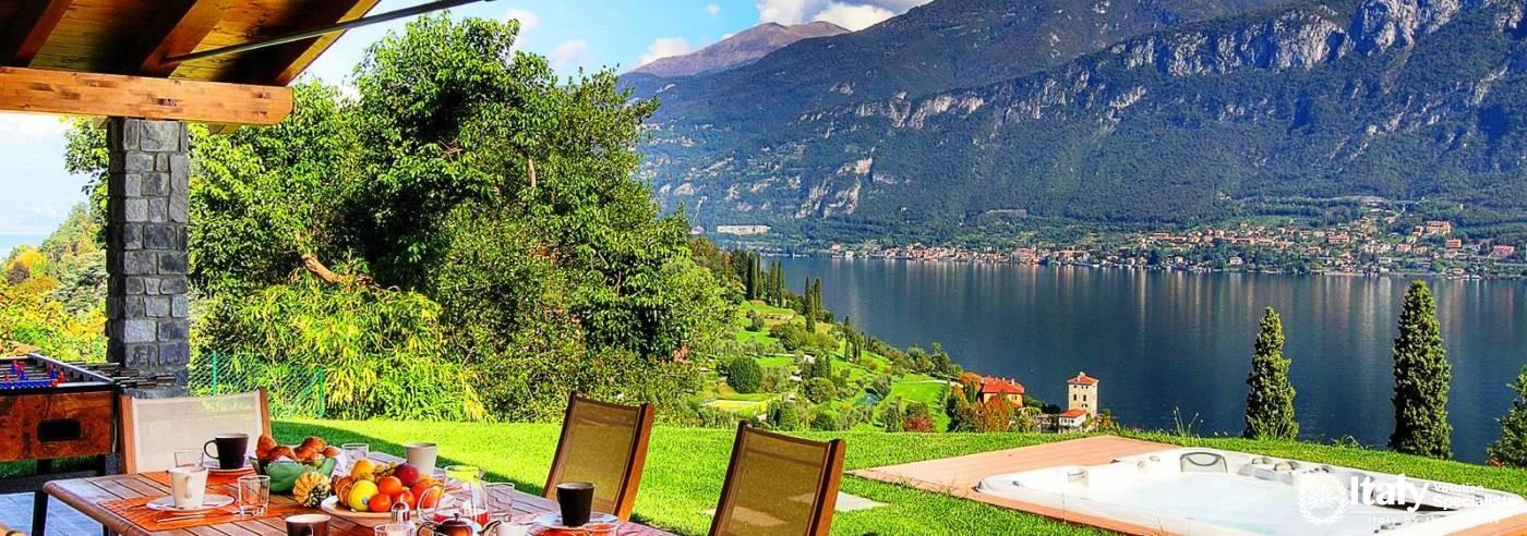 Villa Elisa -Lake Como View