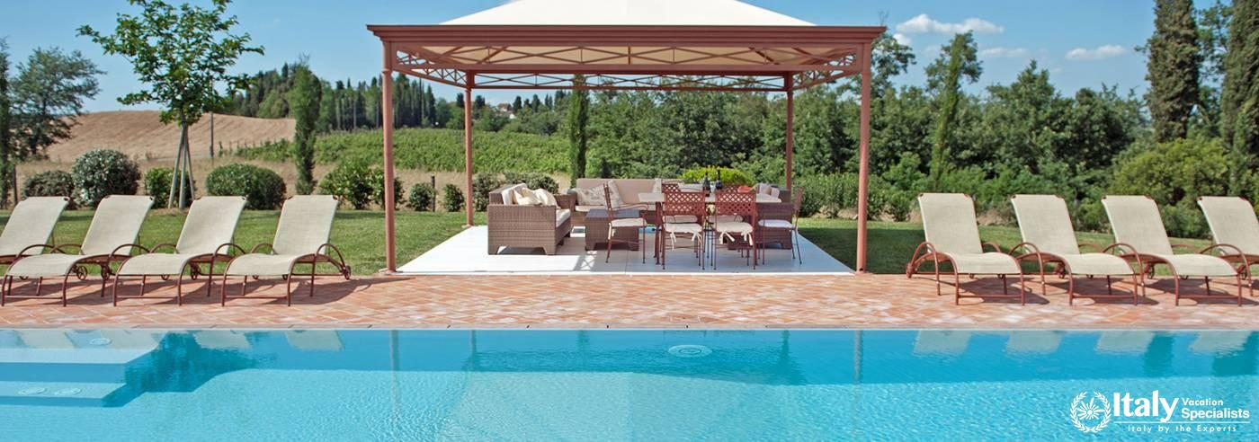 Holidays in Villa with Italy Vacation Specialists