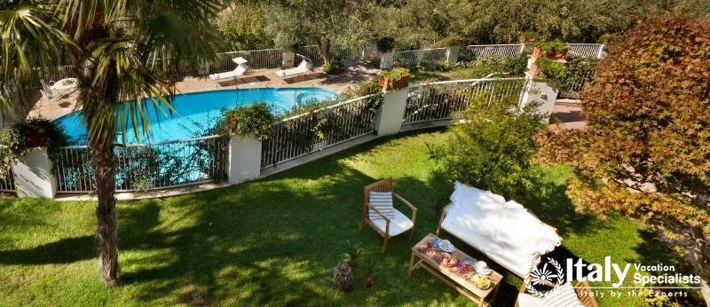 Overview of swimming - Villa Mio