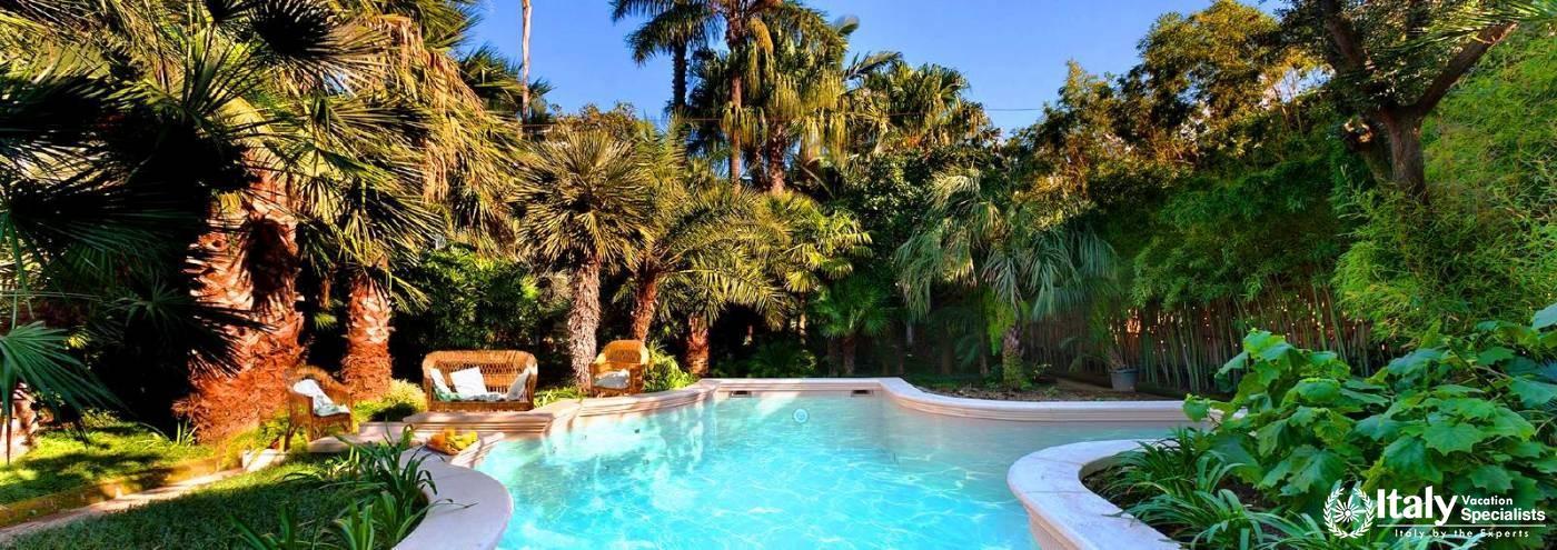 Villa Agnello Sorrento Amalfi Coast