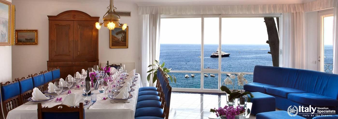 Villa Spirita Dining Room