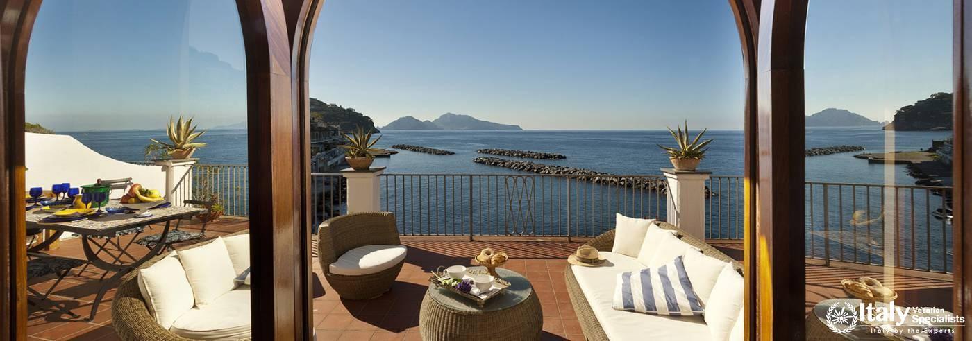 Villa San Montano, Sorrento Coast
