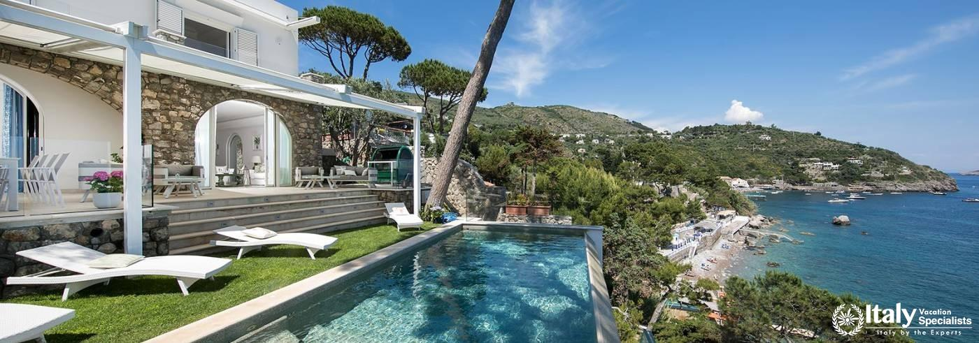 Luxury Villa for Groups Amalfi Coast