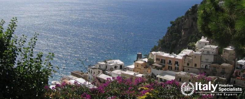 Sea-view from Villa Giulia