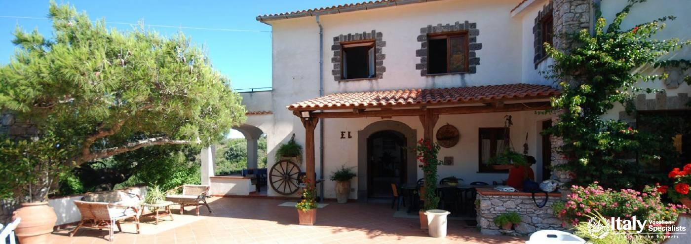 Villa for Groups Amalfi Coast Area Italy