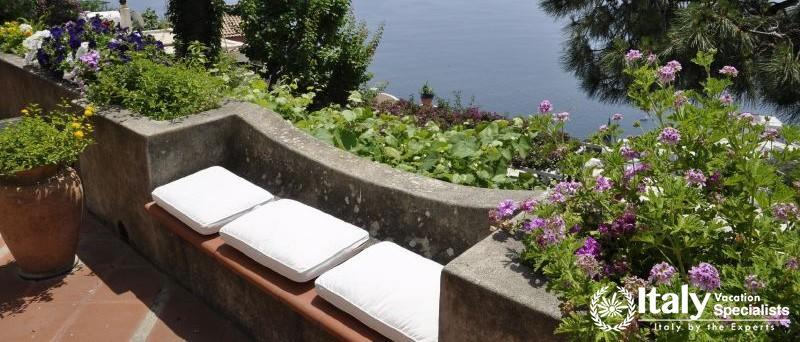 Terrace of Villa Giulia