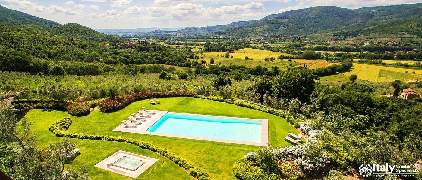 Villa Amore - For Groups in Tuscany