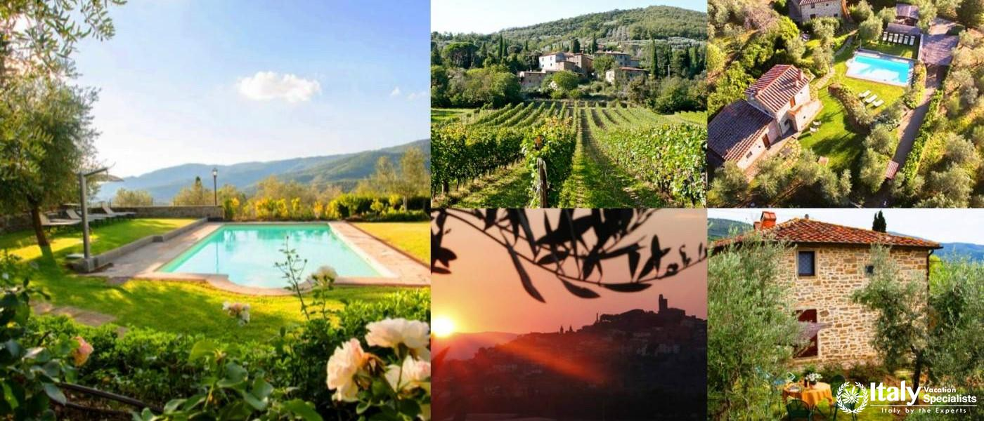 Villa Stefano Villa for Groups, Tuscany