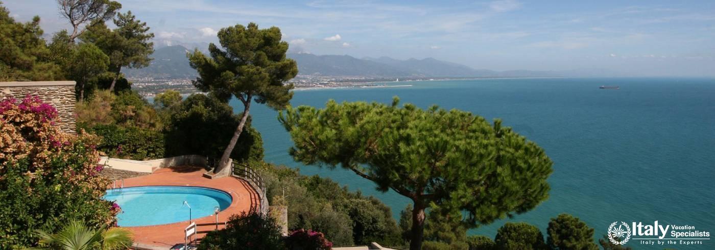 Villa Dei Pini Italian Riviera
