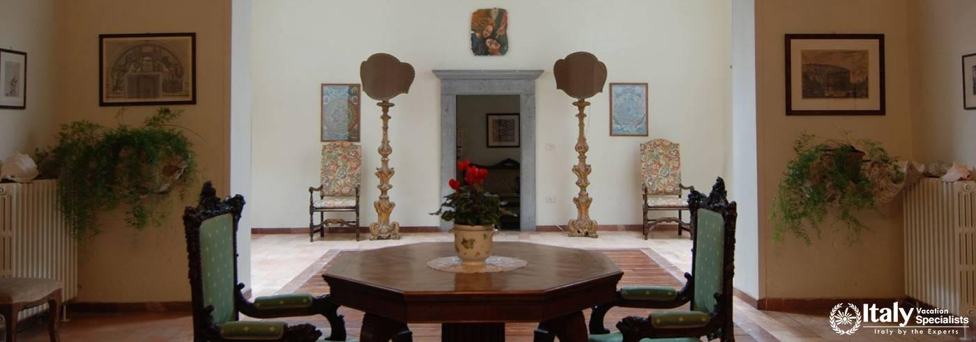 Villa Massimo Near Rome