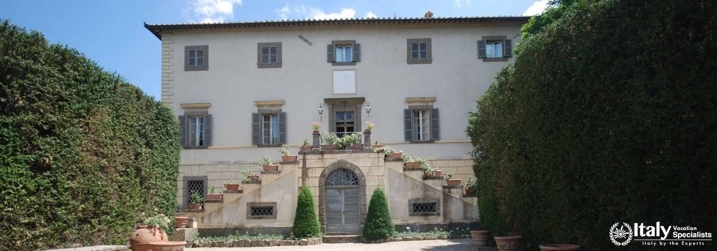 Villa Preziosa Rome Villa with Pool