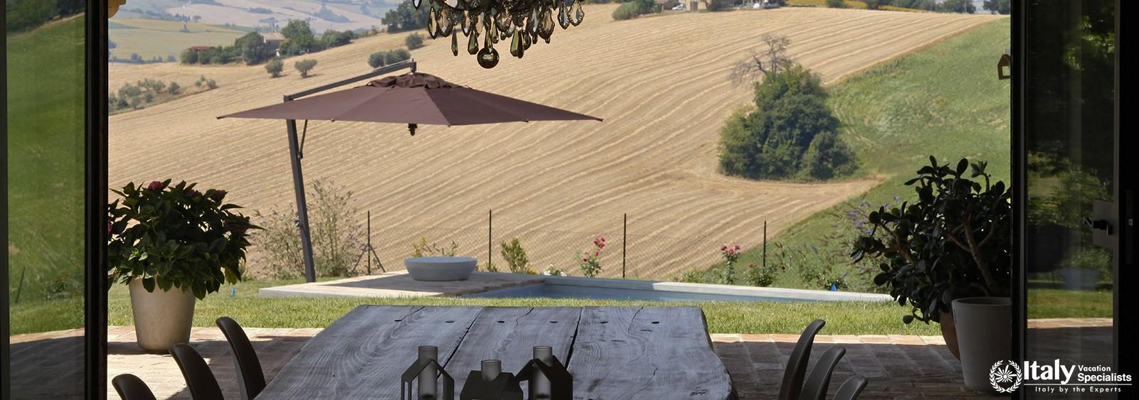 Countryside Villa Rentals Marche Region Italy