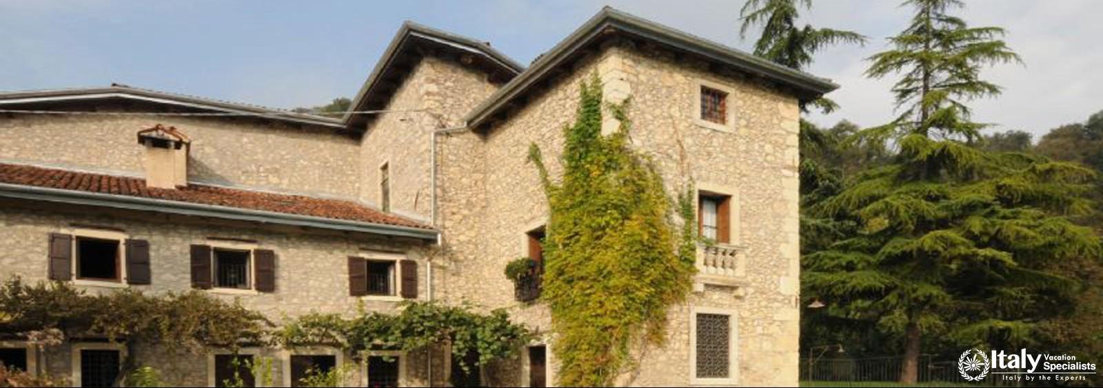 Exterior of Villa Delizioso