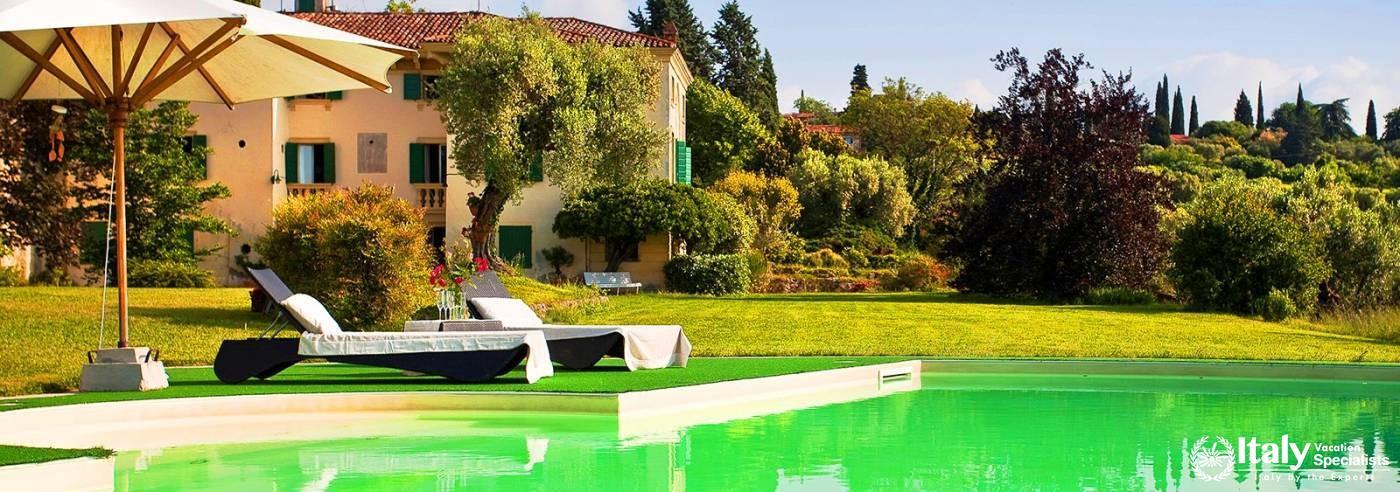 Beautiful Villa Bellissima - Veneto Region, Verona Italy