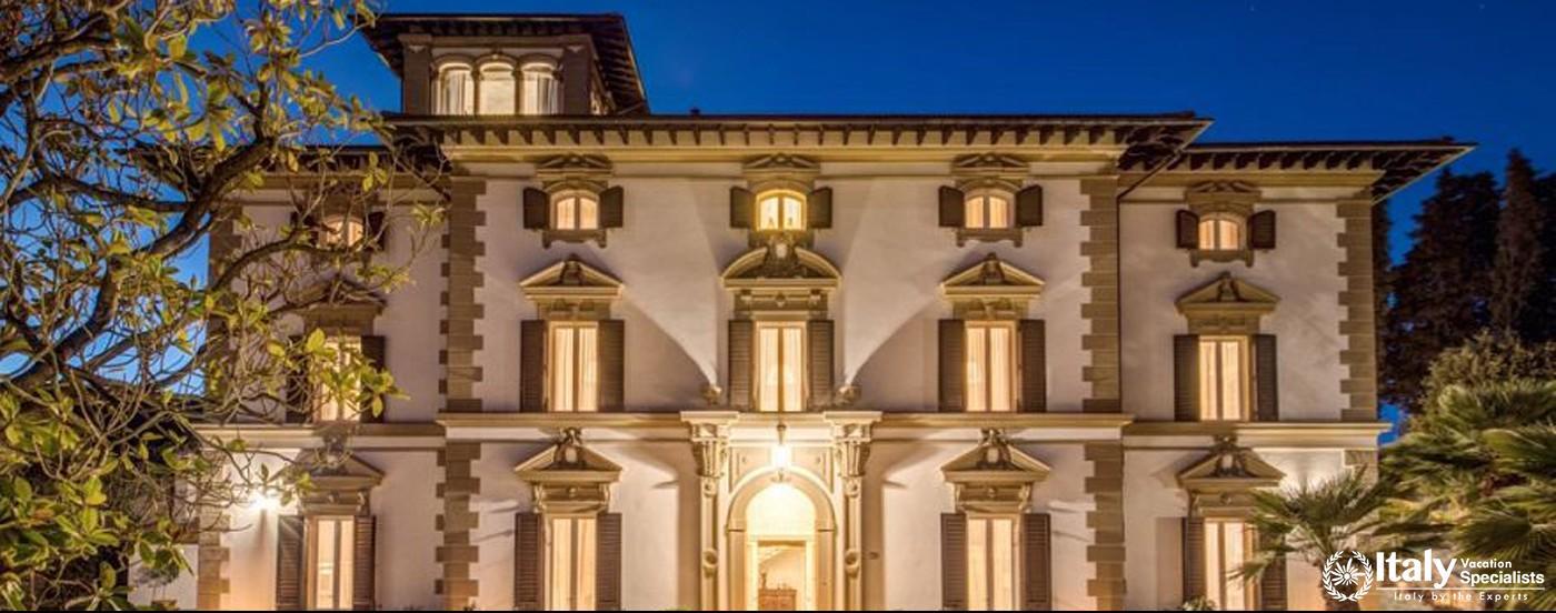 Exterior of Villa Giovanile