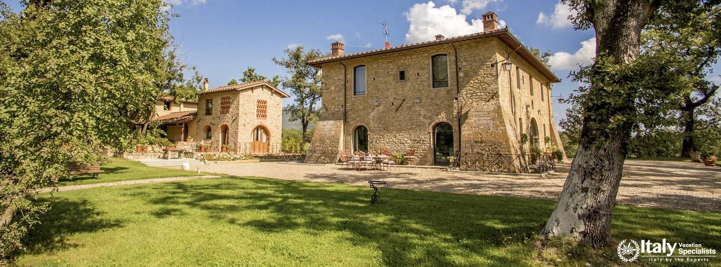 Beautiful Villa Vinaia