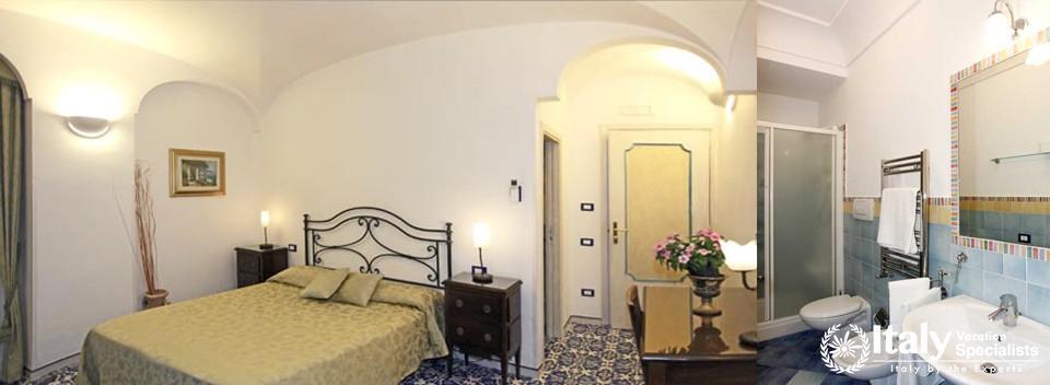 Beautiful bathroom and bathroom in Villa Azalea