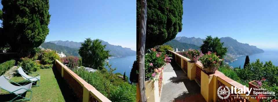 Beautiful view from Villa Tomeu