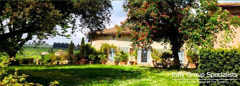 Villa Casavecchia, Tuscany