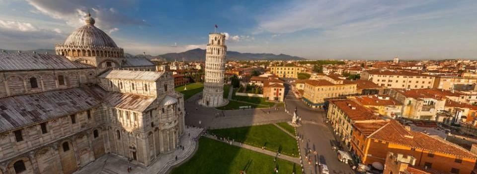 Miracoli Square, Pisa