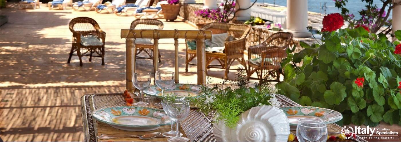 Villa Dolce Amalfi Coast