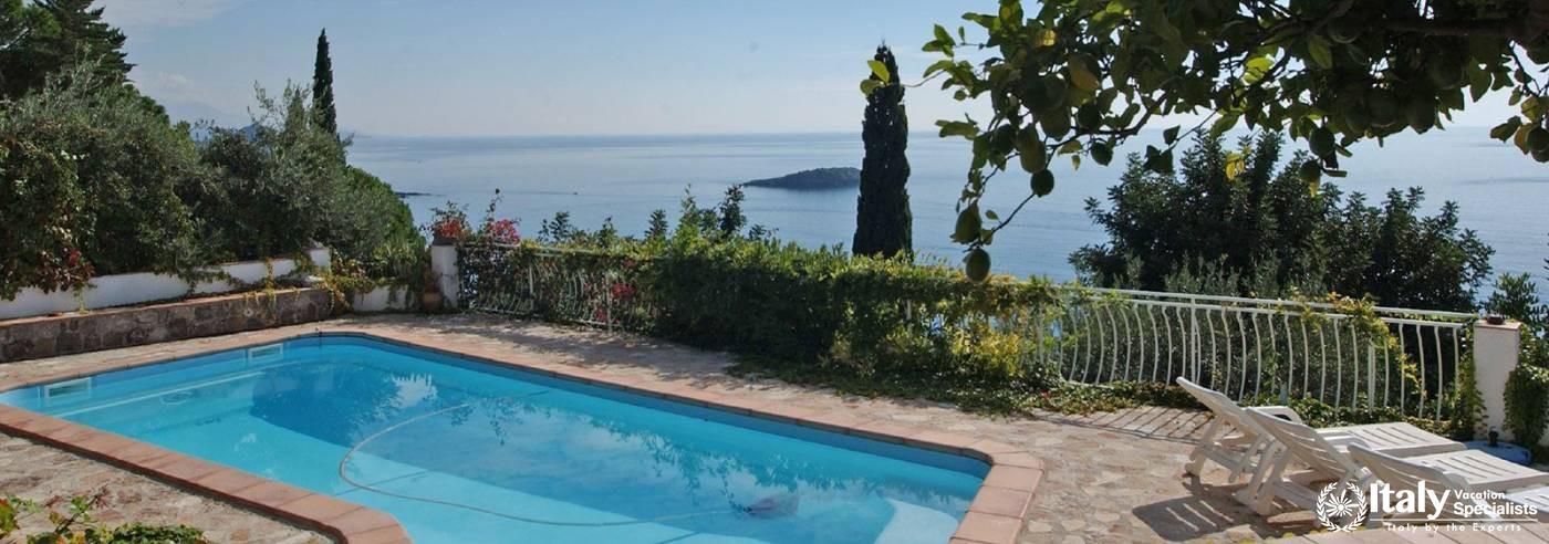 Villa Maratea South italy Mirasole