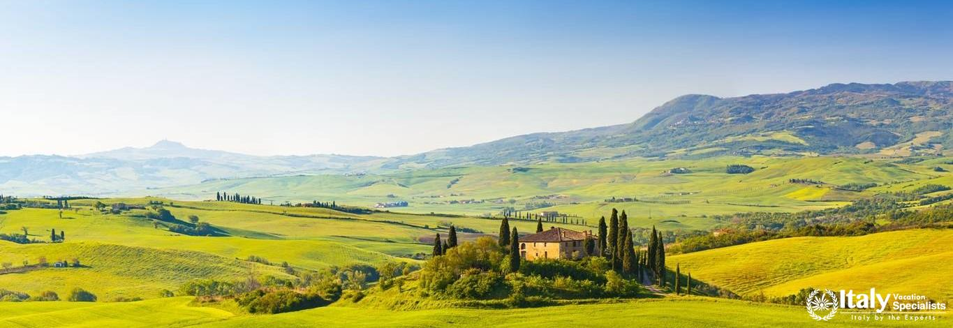 Experience the Beauty of the Val D'Orcia
