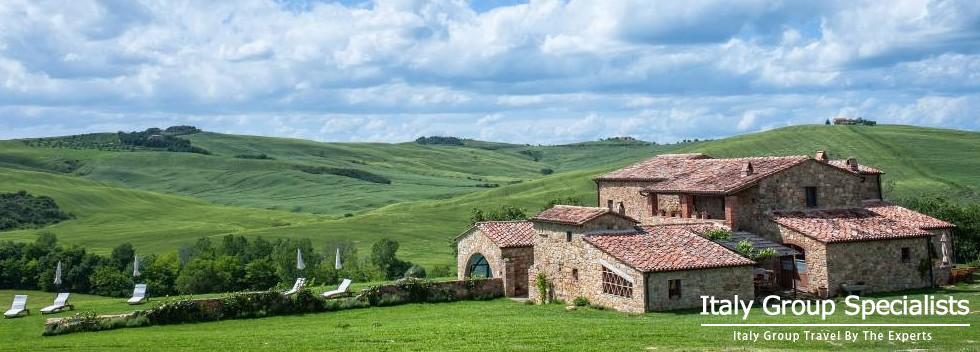 Villa Patrizia, Pienza