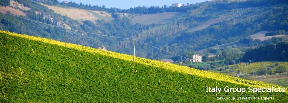 Celebrate Colour in Le Marche Region on Italy's Adriatic Coast