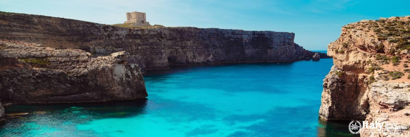 The Beautiful Seas of Malta