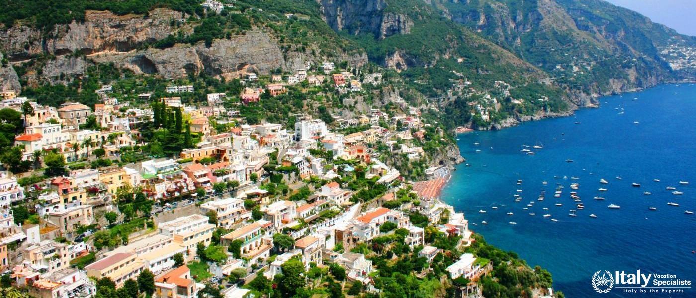 Honeymoon in Positano - Best Honeymoon Packages in Italy