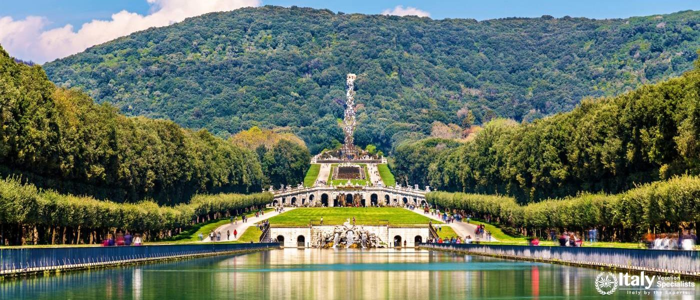 Private Tour of the Gardens of Caserta