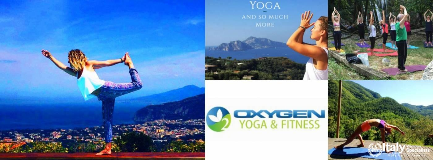 Oxygen Fitness & Yoga - Harvest Time Tuscany