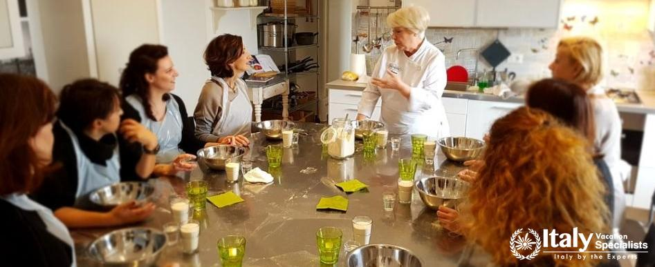 Cooking Course followed by Dinner and Wine in Roma