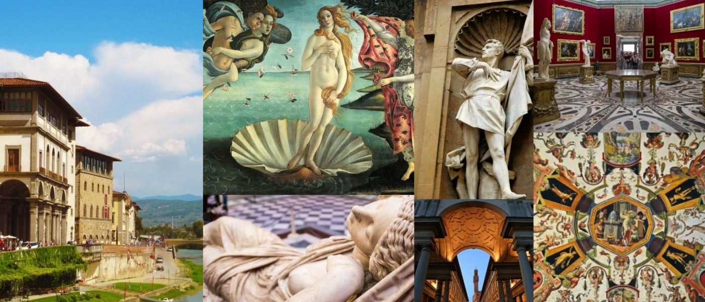 Uffizi Gallery Florence with Italy Vacation Specialist