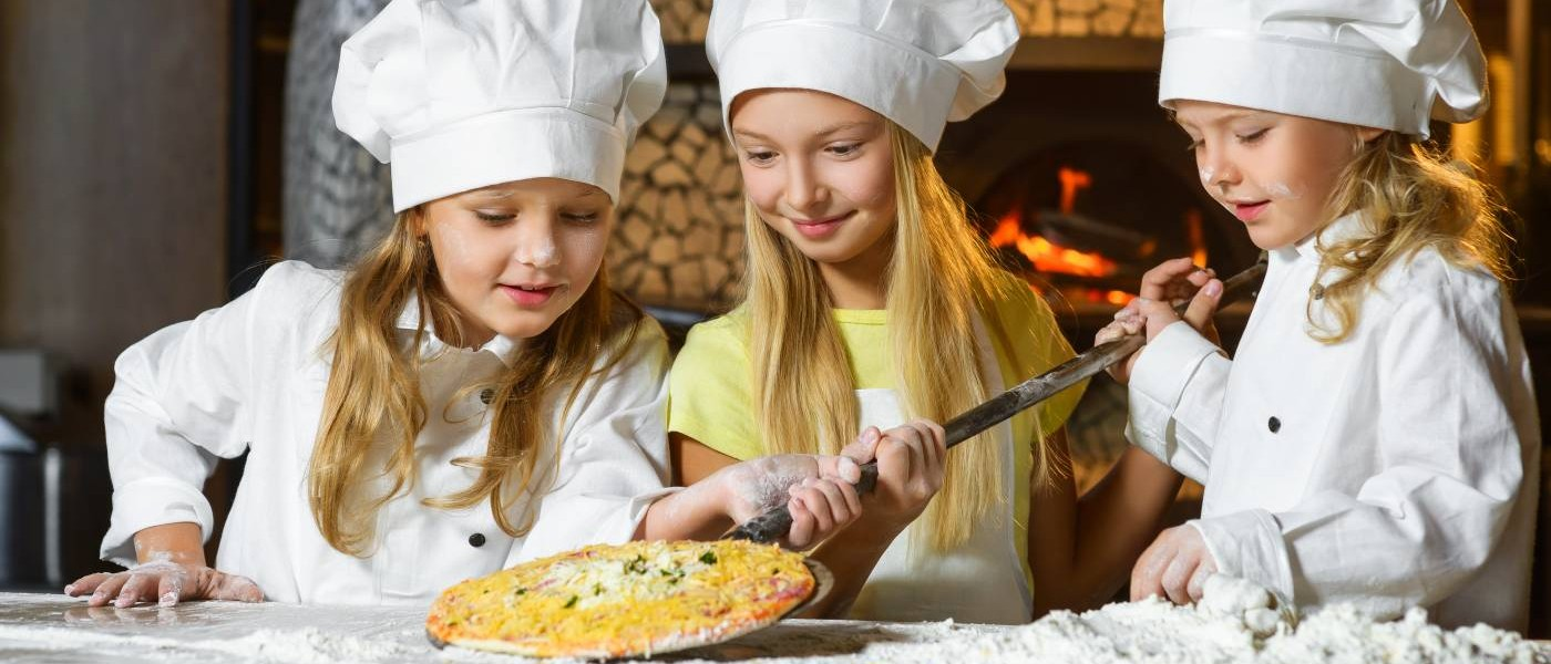 Family Activities in Italy - Pizza Making and Gelato Experience Florence