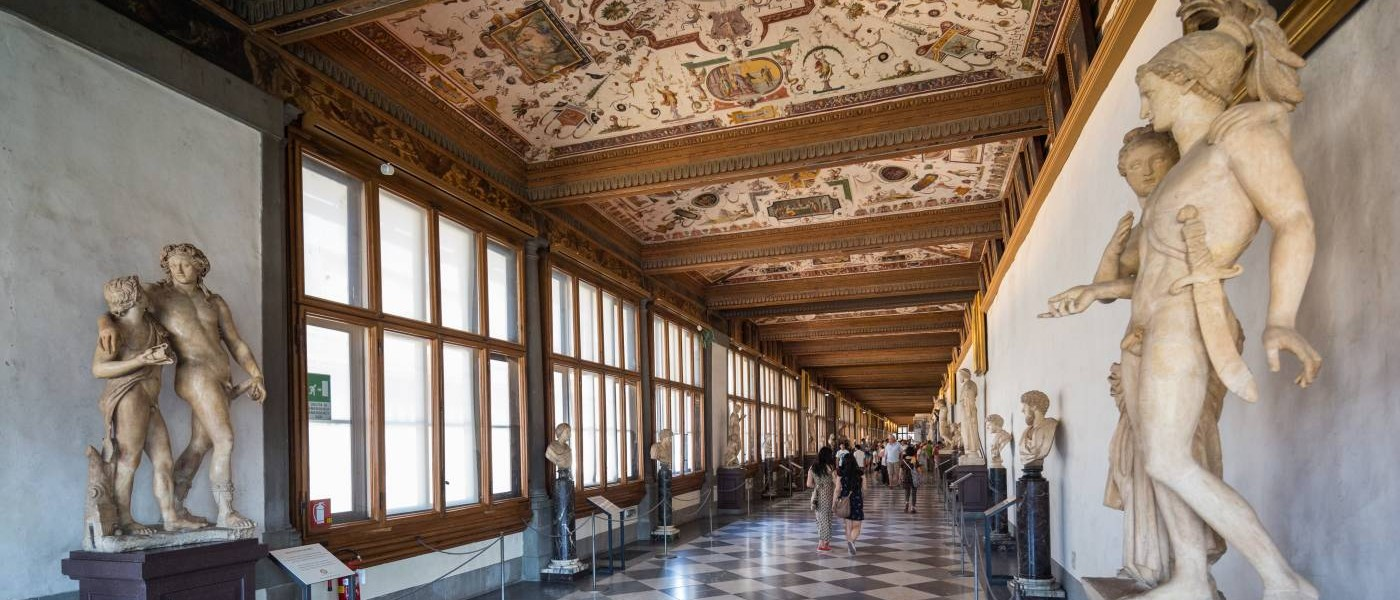 Private Tour of the Uffizi Galleries in Florence