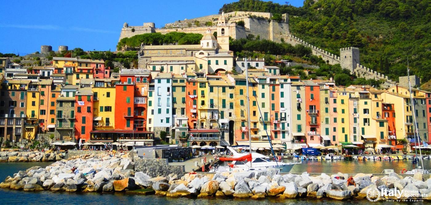 Portovenere - Cinque Terre National Park - Italy
