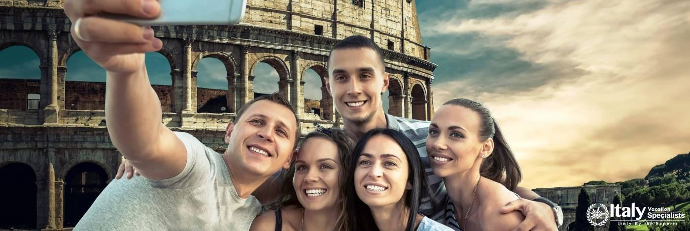 An Awesome Time for Families and Friends in Rome