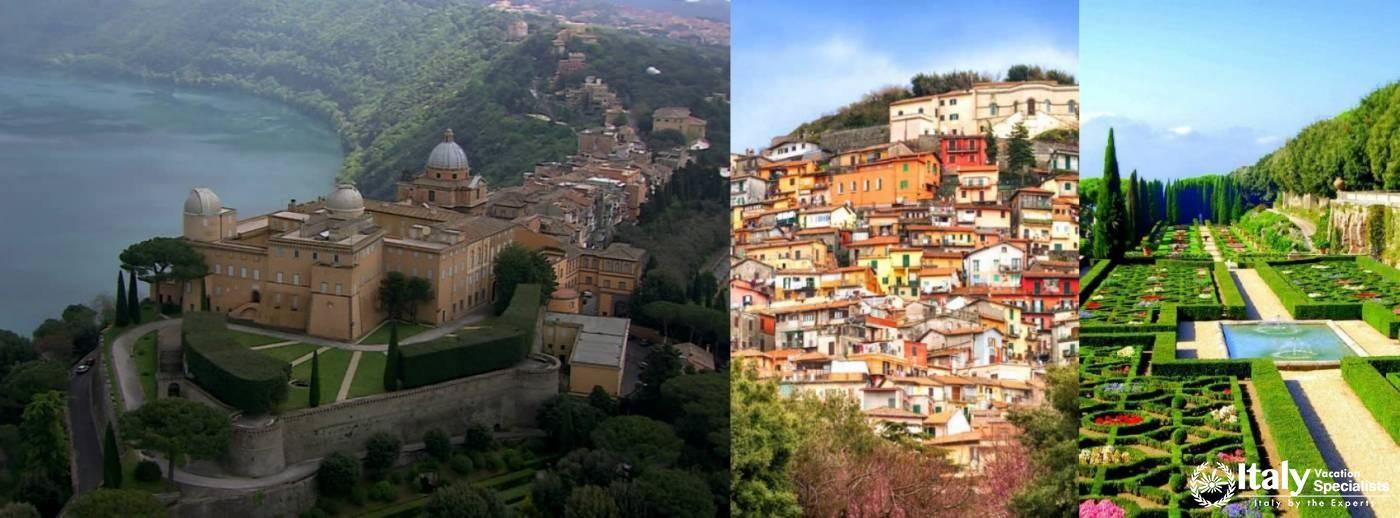 Experience the Beautiful Castelli Romani