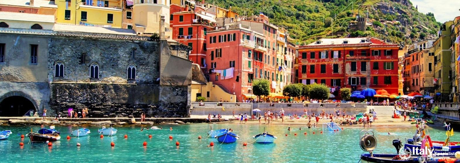 Beautiful Italian Riviera