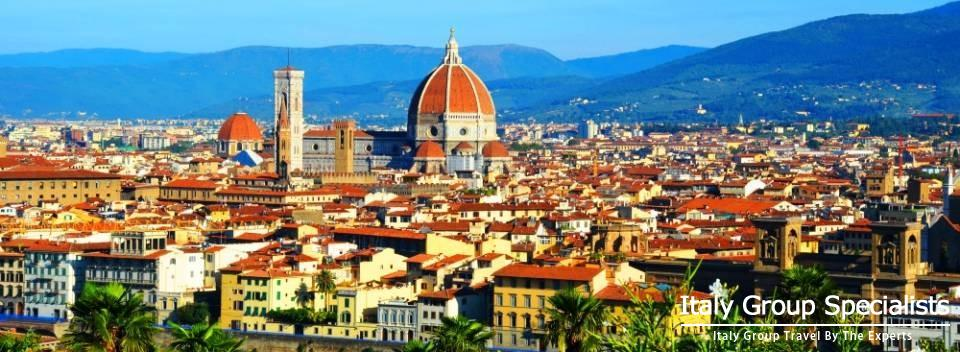 Florence: A Living Outdoor Museums filled with works by the Italian Master Painters and Sculptors