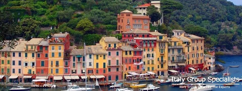Portofino, Italy - The Italian Riviera - Photo by Jesse Andrews