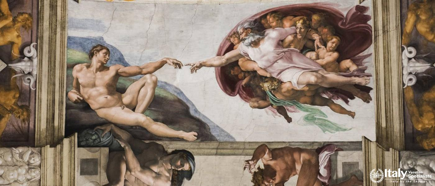 Experience the Sistine Chapel at Vatican City