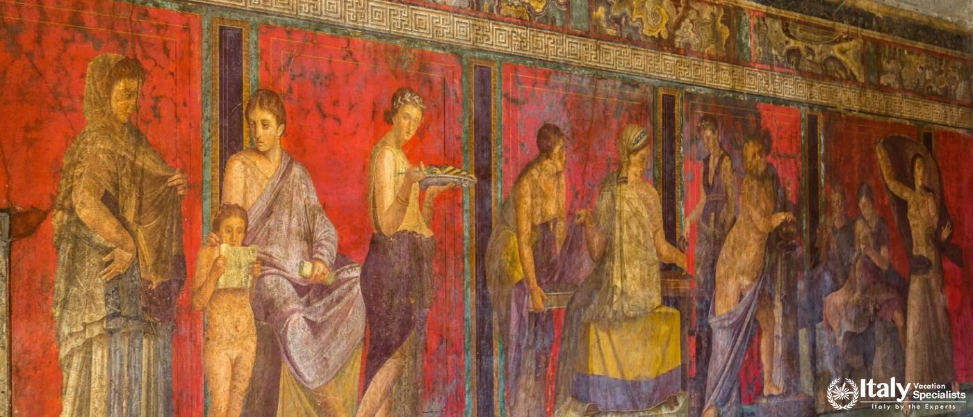 Inside the Incredible Ruins of Pompeii