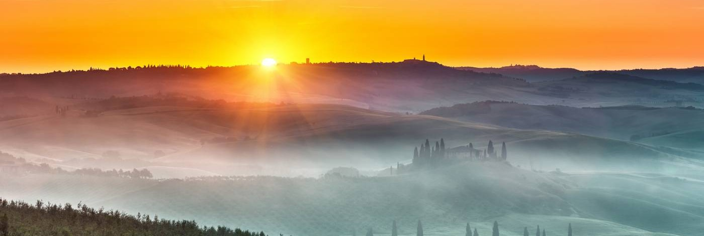 Discover Tuscanys Incredible Orcia Valley - A Unesco World Heritage Site