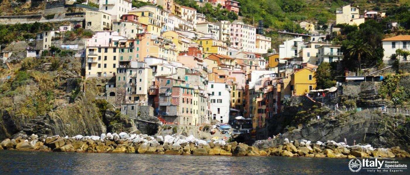 Riomaggiore, Cinque Terre Italy