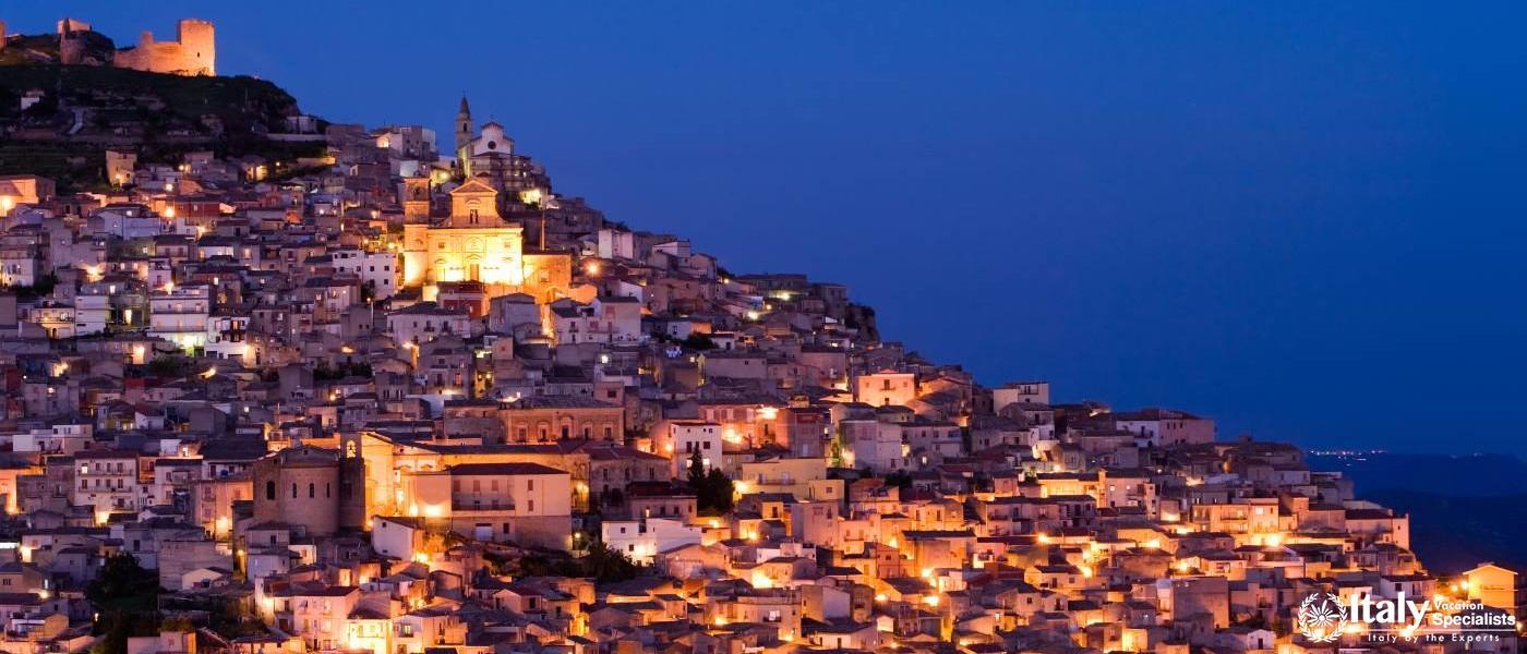 Experience beautiful Sicily, Italy