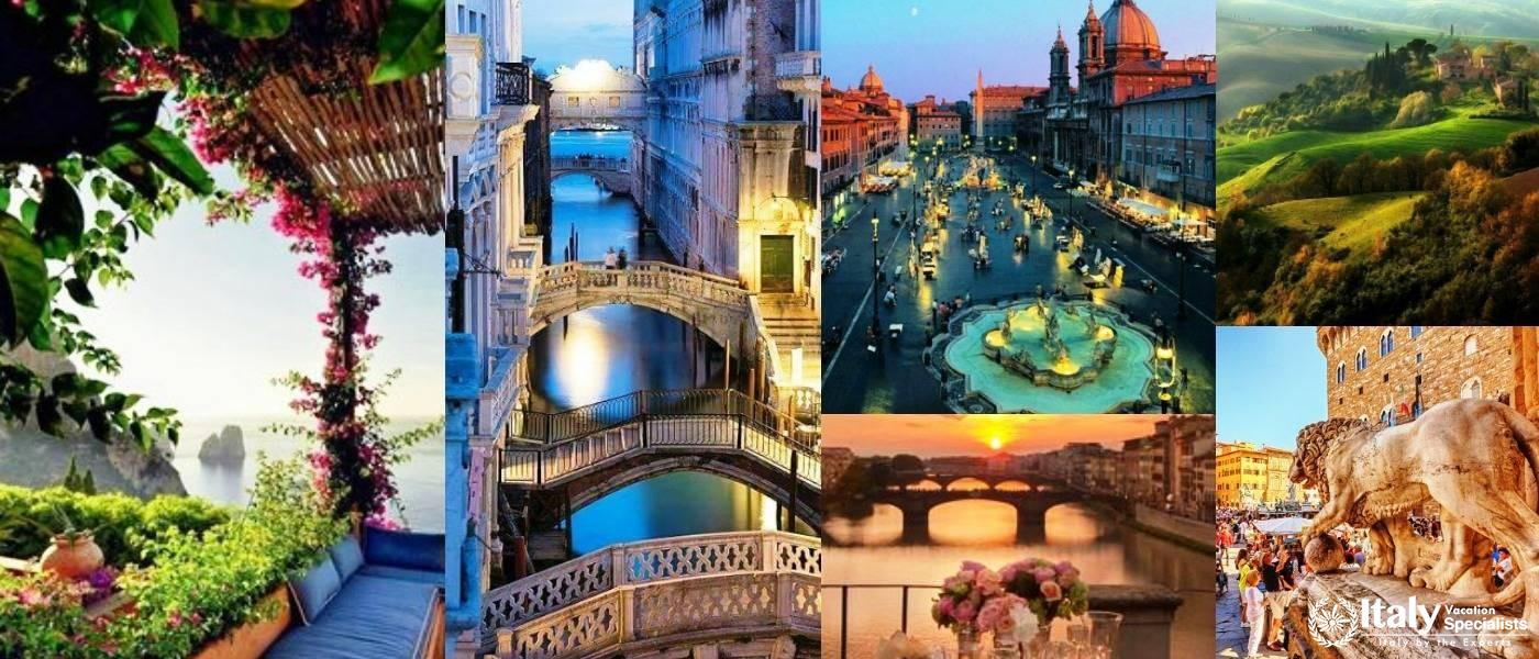 Best of Italy from Venice