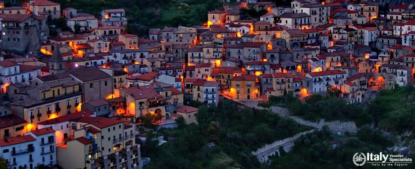 1 Euro Houses Sicily